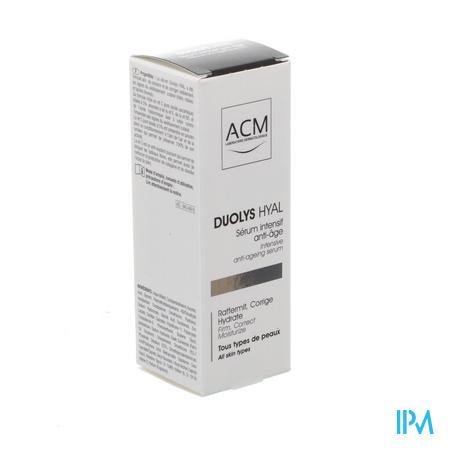 Duolys Hyal Serum Intensief A/age 15ml