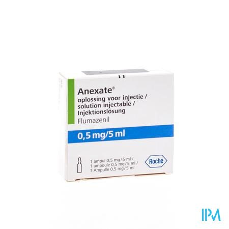 Anexate 1 Amp 5ml 0,5mg