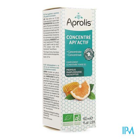 Aprolis Concentr. Api Actief 60ml