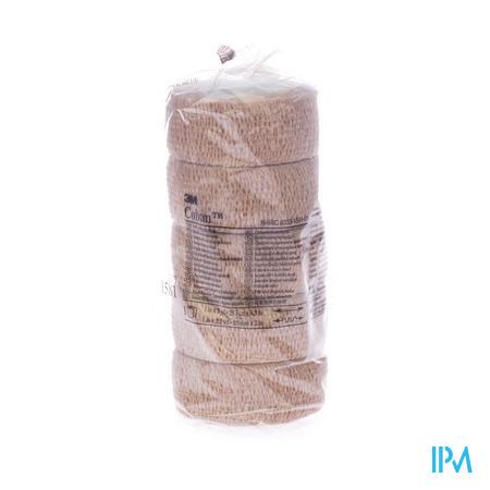 Coban Couleur Peau 2.5cm x 4,5m 5 pièces