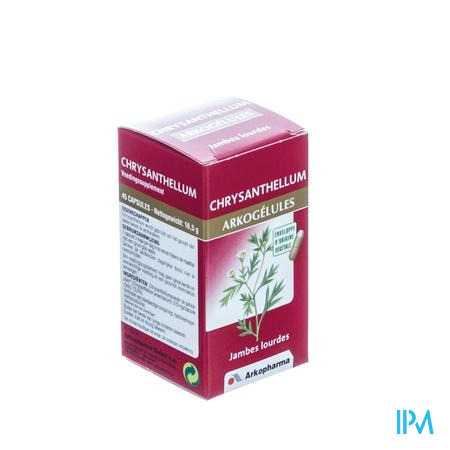 Arkogelules Chrysanthellum Vegetal 45 capsules