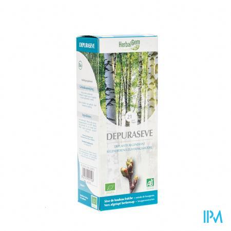 Herbalgem Depuraseve Berkensap 250 ml