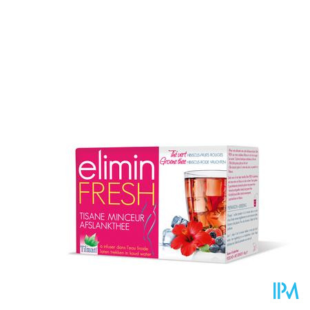 Elimin Fresh Hibiscus-fr Rouge Sach Infusions 24