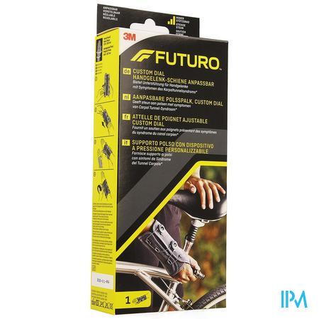 Futuro Polsspalk Custom Dial 601602, Rechterhand, Aanpasbaar