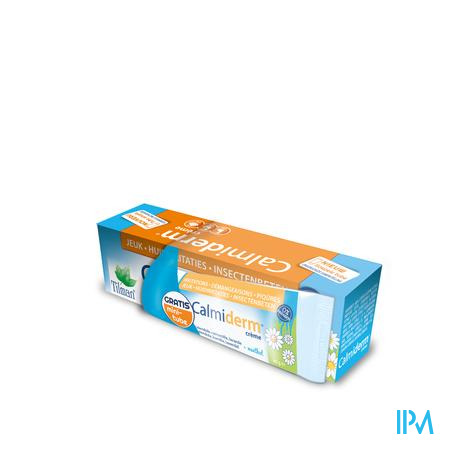 Calmiderm + Mini Tube Gratis 40 + 15 g crème