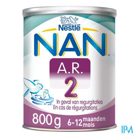 Nan Ar2 2lftd Pdr 800g