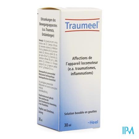 Traumeel Gutt 30ml Heel