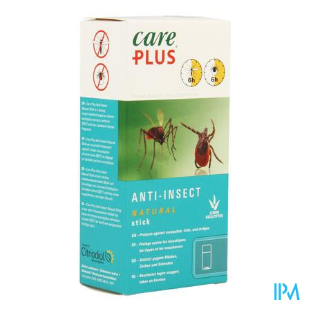 Care Plus Bio Stick 50ml (zonder Deet)