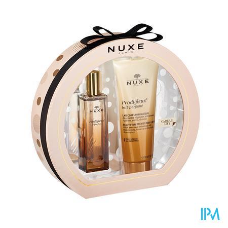 Afbeelding Nuxe Geschenkkoffer Glamourous Must-Haves met 2 Producten.