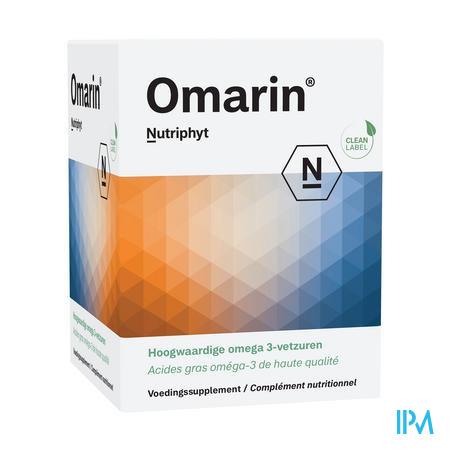 Omarin 60 SOFTGELS 6x10 BLISTERS