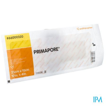 Farmawebshop - PRIMAPORE S&N VERB POST-OP 25CMX10CM 1 66000320