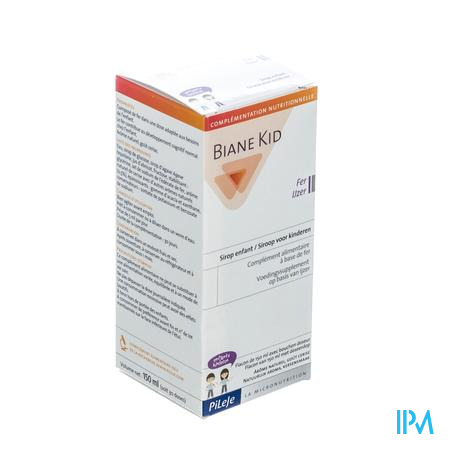 Biane Kid Ijzer Siroop 150ml