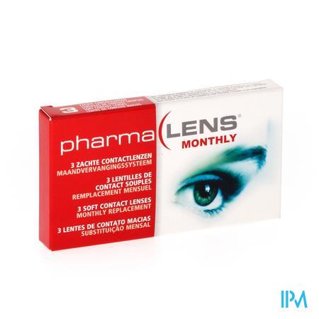 Pharmalens Monthly -3,25 3