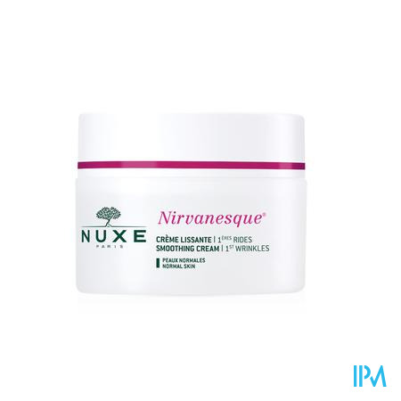 Nuxe Nirvanesque 1st Wrinkle Smoothing Cr Nh 50ml