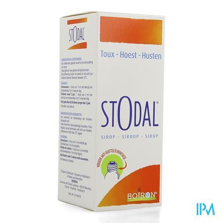 Stodal Siroop 200 ml  -  Boiron
