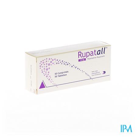 Rupatall 10mg Tabl 50
