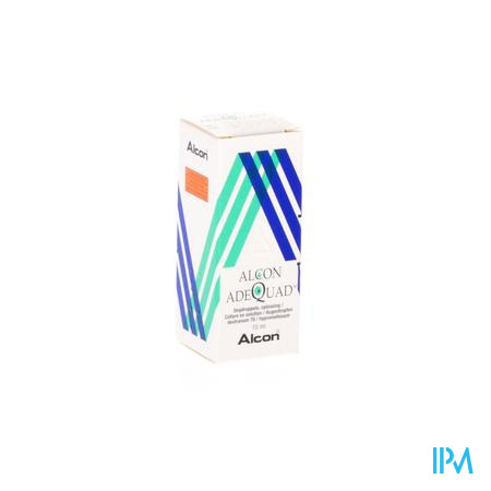 Adequad Collyre 10 ml