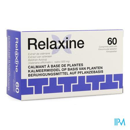 Relaxine 500mg Filmomh Tabl 60