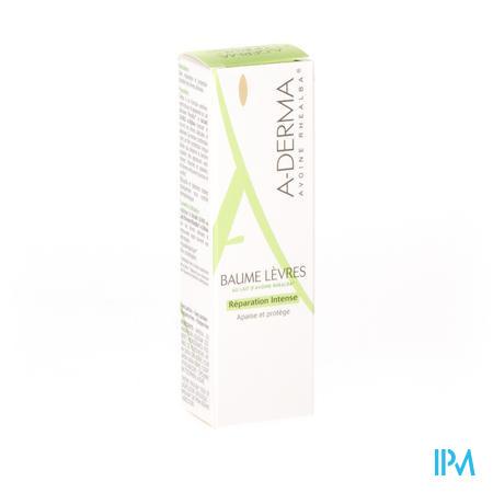 Aderma Baume Lèvres 15 ml