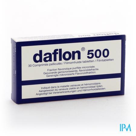 DAFLON 500MG 30TAB