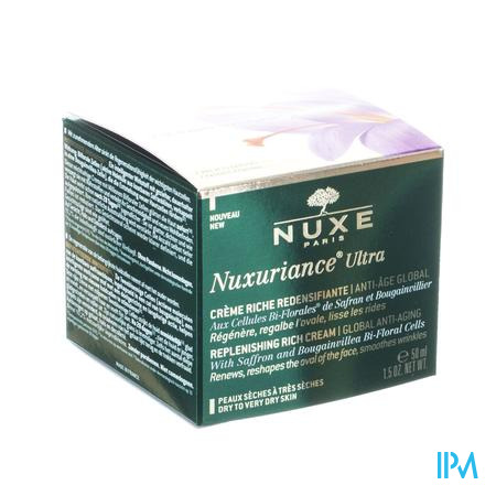 Nuxe Nuxuriance Ultra Rijke Cr Verstev. A/age 50ml