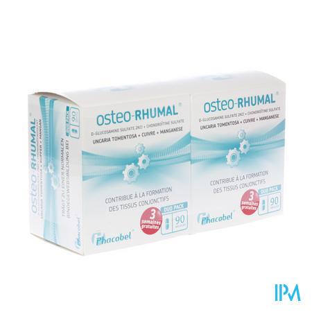 Osteo Rhumal 180 capsules