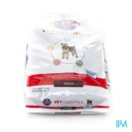 Hills Canine Chien Adult VetEssentials 10 kg