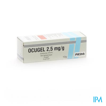 Ocugel 0,25% Fl 10ml