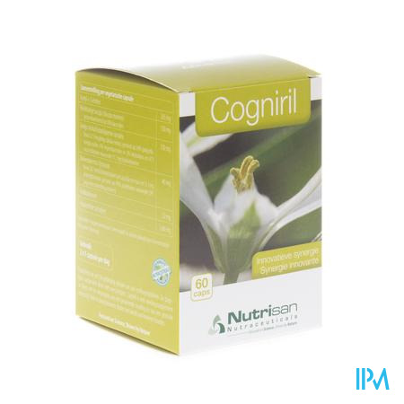 Nutrisan Cogniril 60 capsules