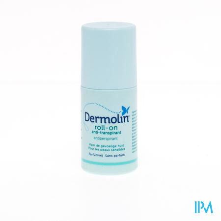 Dermolin Deo Anti-transpirant Roll On 50 ml