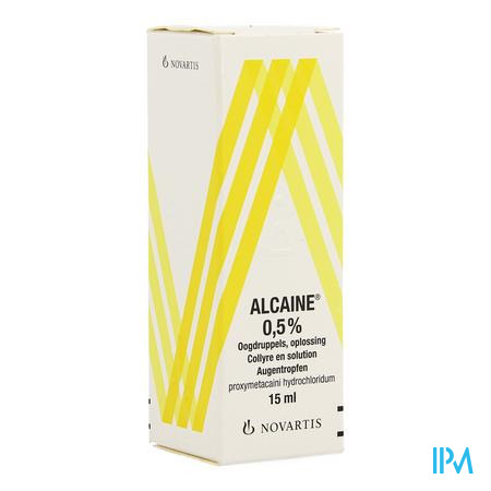 Alcaine Collyre 15ml 0,5%