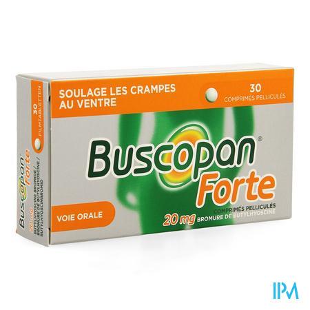 Buscopan Forte 20mg Filmomh Tabl 30
