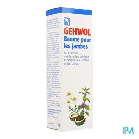 Gehwol Balsem Been 125ml Consulta