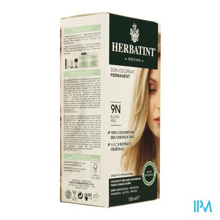 Herbatint Blond Miel 9n