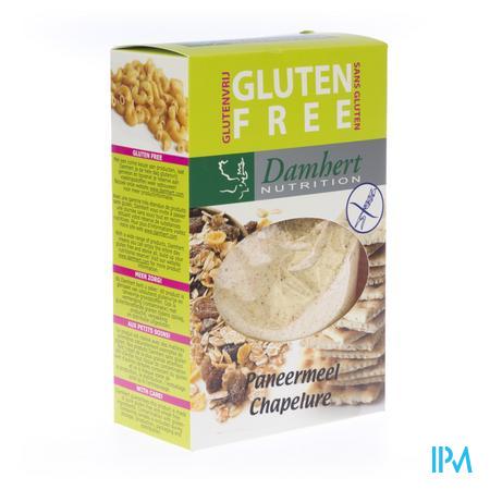 Damhert Chapelure Sans Gluten 400 g