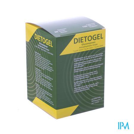 Dietogel Caps 120x500mg