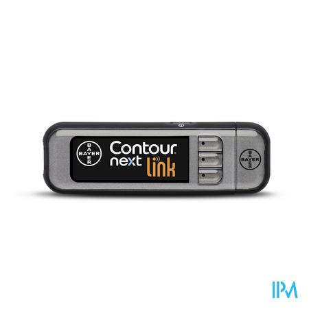 Bayer Contour USB Glucosemeter 1 stuk