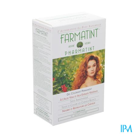 Farmatint Blond Koperkleur 7R 120 ml