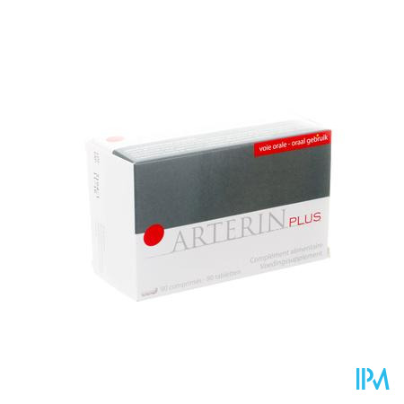 Farmawebshop - ARTERIN PLUS COMP 90 VERV.2762870