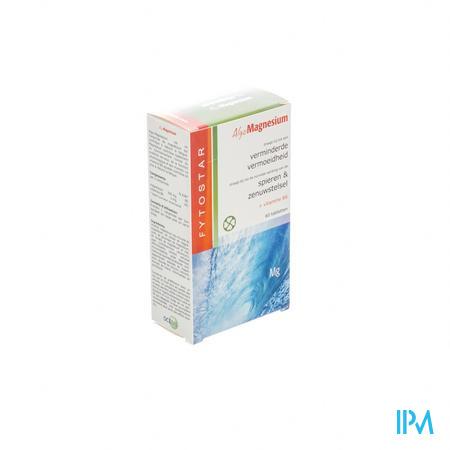 Fytostar Algo Magnesium Tabl 60