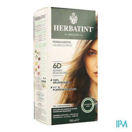 Herbatint Blond Donker Goudkl. 6d