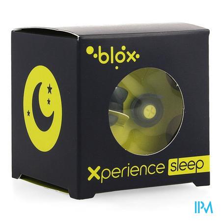 Afbeelding Blox Xperience Sleep Anti-Lawaai Oordopjes voor een Efficiënte en Herstellende Slaap 1 Paar.