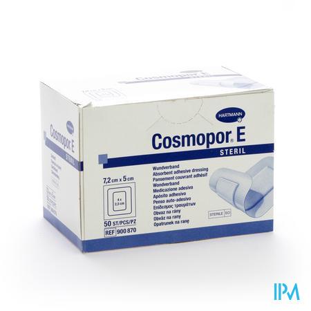 COSMOPOR E VERB STER ADH       7,2X 5CM 50 9008705