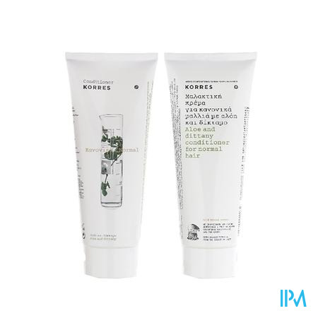 Korres Kh Conditioner Aloe&ditanny 200ml