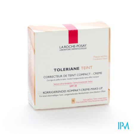 La Roche Posay Toleriane Teint Compact Ivoire 10 9 g