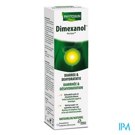 Dimexanol 10 tabletten