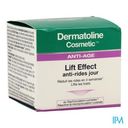 Dermatoline Cosmetic Le A/rimpel Dagcr 50ml
