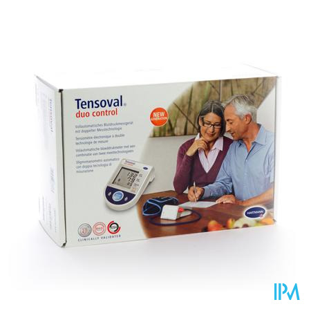 Farmawebshop - TENSOVAL DUO CONTROL II