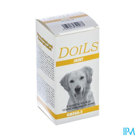 Doils Arthrosis Hond Olie 100 ml