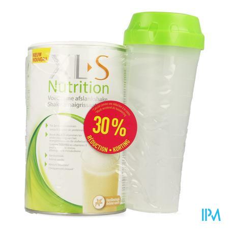 Xls Nutrition Vanille 400g Maaltijd 7+3 Grat.